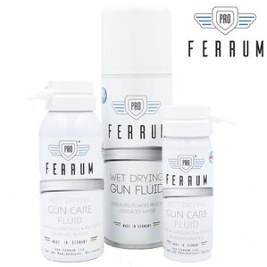 Bisley Pro Ferrum Gun Oil Super Fluid (200ml)