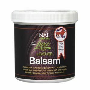 NAF Sheer Luxe Leather Balsam (400g)