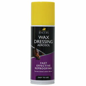 Lincoln Wax Dressing Aerosol (150g)