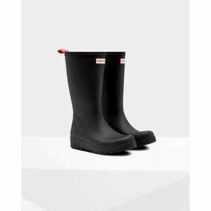 Hunter Original Play Tall Wellington Boots in Black