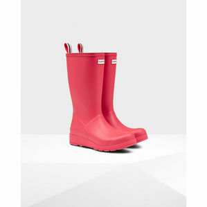 Hunter Original Play Tall Wellington Boots in Flare