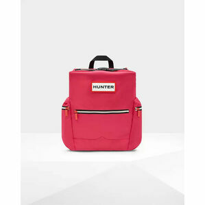 Hunter Original Top Clip Backpack in Bright Pink