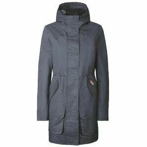 Hunter Original Waterproof Cotton Hunting Coat in Dark Slate