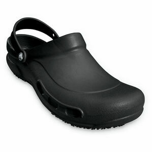 Crocs Bistro Work Clog in Black