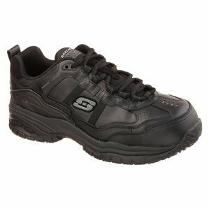 Skechers Soft Stride - Grinnell Work Shoe in Black