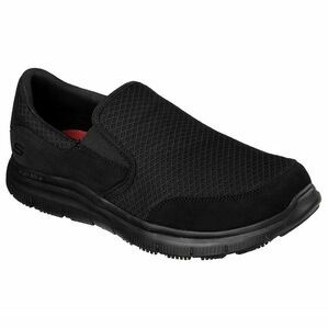 Skechers Flex Advantage - McAllen SR Work Shoe in Black