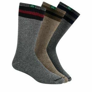Muck Boots Unisex All American Wool Boot Socks (3 Pack)