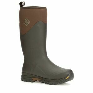 Muck Boots Arctic Ice Tall Extreme Conditions Boot in Brown