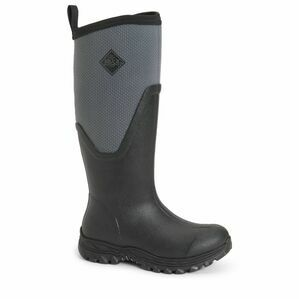 Muck Boots Arctic Sport II Tall Wellington Boots in Black/Grey