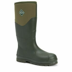 Muck Boots Chore 2K Tall Wellington Boots in Moss