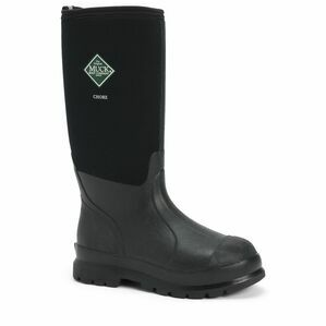 Muck Boots Chore Classic Tall Wellington Boots in Black