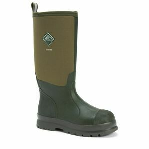 Muck Boots Chore Classic Tall Wellington Boots in Moss