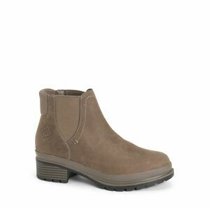 Muck Boots Liberty Chelsea Ankle Boot in Taupe