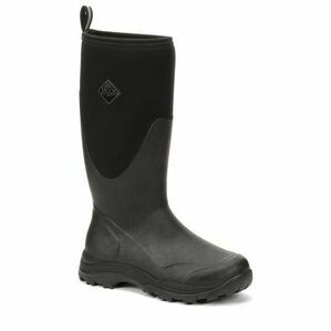Muck Boots Arctic Outpost Tall Wellington Boots in Black