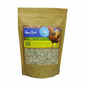 Natures Grub Hen Grit - Pouch - 1.5kg