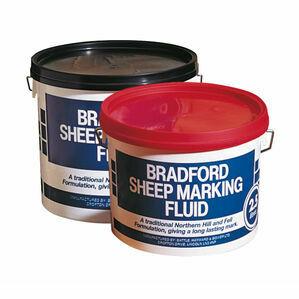 Bradford Sheep Marking Fluid - 5 litre