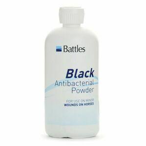 Battles Black Antibacterial Powder - 125g