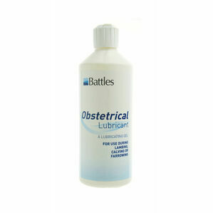 Battles Obstetrical Lubricant - 500g