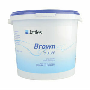 Battles Brown Salve - 4kg