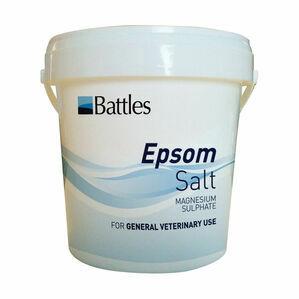 Battles Epsom Salts - 1kg