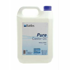Battles Pure Castor Oil