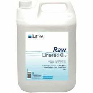 Battles Raw Linseed Oil