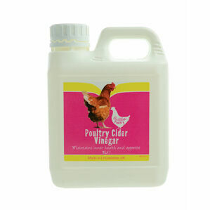 Battles Poultry Cider Vinegar - 1 litre