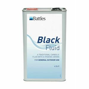 Battles Outdoor Black Fluid Disinfectant