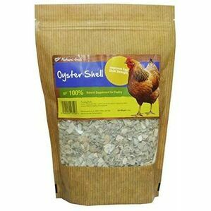 Natures Grub Oyster Shell - 1.2kg