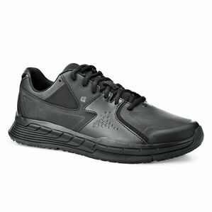 Condor Men\'s Slip Resistant Work Shoe in Black