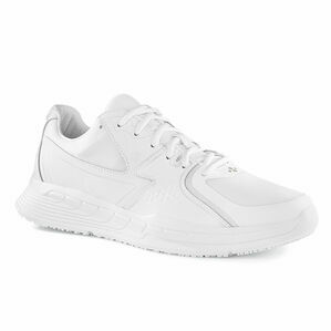 Condor Men\'s Slip Resistant Work Shoe in White