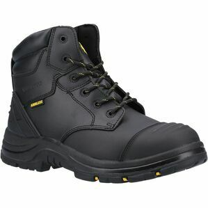 Amblers Safety AS305C Winsford Lace Up Metal Free Safety Boot (Black)