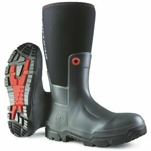 Dunlop Snugboot Pioneer Wellington Boot (Black)
