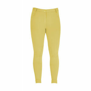 HyPERFORMANCE Melton Ladies Jodhpurs - Canary