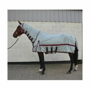 DefenceX System Hy Guardian Fly Rug & Fly Mask