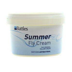 Battles Summer Fly Repellent Cream - 400g