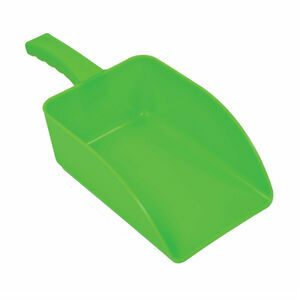 Harold Moore Feed Scoop - Lime Green