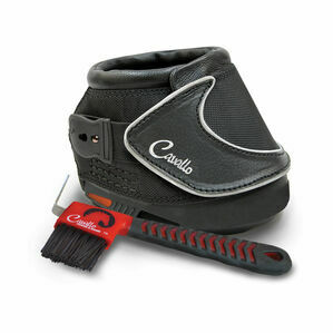 Cavallo Sport Boot Regular With FOC Hoof Pick & Brush