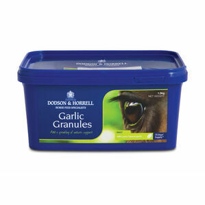 D&H Garlic Granules - Refill - 1kg