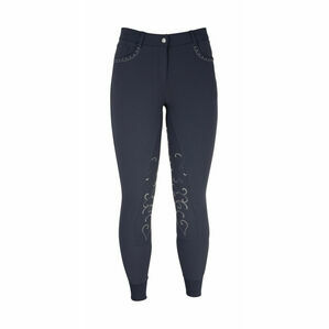 HyPERFORMANCE Chester Ladies Breeches - Navy