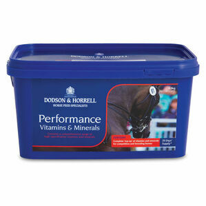 D&H Performance Vitamins & Minerals