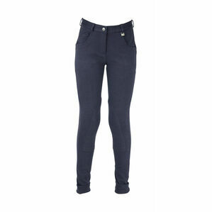 HyPERFORMANCE Burton Children\'s Jodhpurs - Navy