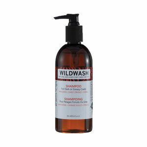 WildWash Dog Shampoo for Dark or Greasy Coats - 300ml