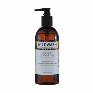 WildWash Dog Shampoo for Itchy or Dry Coats