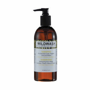 WildWash Shampoo for Sensitive Coats - 300ml