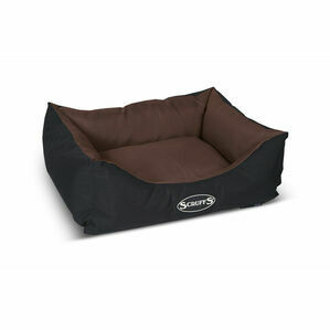 Scruffs Expedition Box Bed - Chocolate