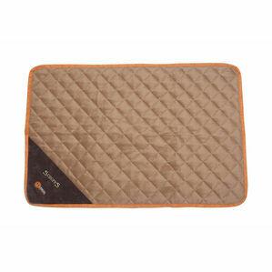 Scruffs Thermal Mat - Brown/Tan - 120 x 75cm
