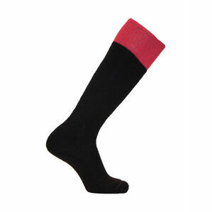SockMine Two Tone Welly Socks (Pack of 3) - Navy/Pink