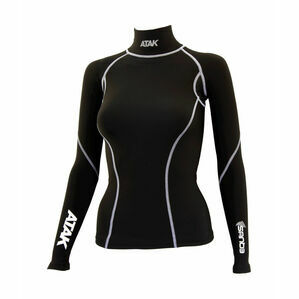 Atak Equus Compression Shirt - Black