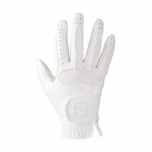 Noble Outfitters Show Ready Leather Glove - White